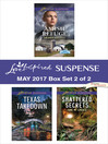 Harlequin Love Inspired Suspense May 2017, Box Set 2 of 2 cover