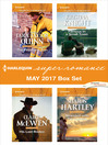 Harlequin Superromance May 2017 Box Set cover