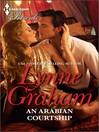 An Arabian courtship