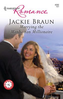 Cover image for Marrying the Manhattan Millionaire
