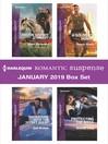 Harlequin Romantic Suspense January 2019 Box Set