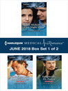 Harlequin Medical Romance June 2018--Box Set 1 of 2 cover