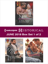 Harlequin Historical June 2018--Box Set 1 of 2 cover
