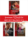 Harlequin Desire May 2017, Box Set 2 of 2 cover