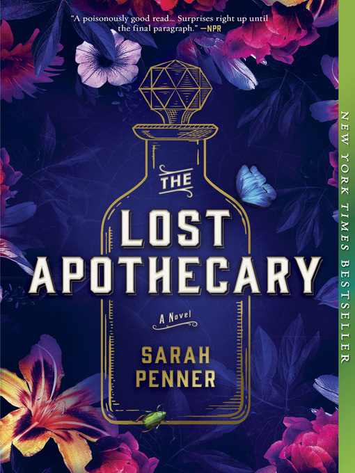 The Lost Apothecary [EBOOK]