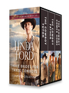 Three Brides for Three Cowboys Complete Collection: The Cowboy Tutor ; The Cowboy Father ; The Cowboy Comes Home [electronic resource]