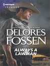 Always a Lawman--A Mystery as Big as Texas [electronic resource]