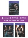 Harlequin Intrigue June 2019, Box Set 2 of 2