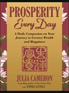 Cover image for Prosperity Every Day