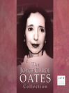 Cover image for The Joyce Carol Oates Collection