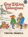 Cover image for One Zillion Valentine's
