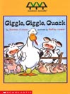 Cover image for Giggle, Giggle, Quack