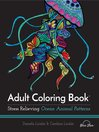 Adult Coloring Book: Ocean Animal Patterns