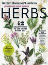Better Homes & Gardens Growing and Using Herbs