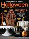 BH&G Halloween Tricks & Treats