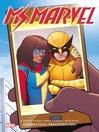 Ms. Marvel Volume 2 Generation Fragezeichen