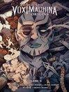 Critical Role Vox Machina Origins Volume 2