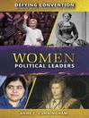 Women political leaders