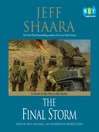 The final storm. Book 4 [Audio eBook]