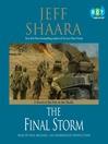 The final storm. Book 4 [Audio eBook]