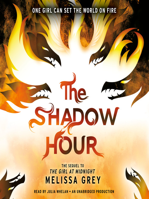 Cover image for The Shadow Hour
