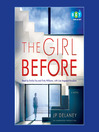 Cover image for The Girl Before