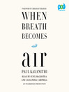 When breath becomes air [Audio eBook]