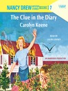 Cover image for The Clue in the Diary
