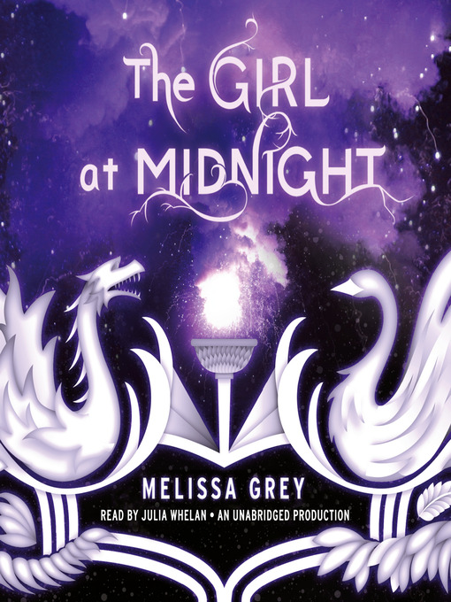 Cover image for The Girl at Midnight