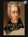 Cover image for American Lion