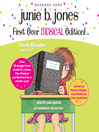 Cover image for Junie B. Jones First Ever MUSICAL Edition!