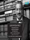 Cover image for Showdown