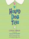Cover image for Hound Dog True