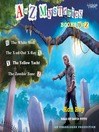 A to Z Mysteries. Books 23-26 [eBook]