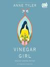 Cover image for Vinegar Girl