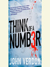 Think of A Number (Dave Gurney, No.1)