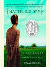 Cover image for Hattie Big Sky