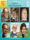Cover image for Who Was: Author Biographies