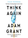 Think Again [EAUDIOBOOK]
