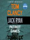 Patriot games. Book 2 [Audio eBook]