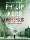 Metropolis [EAUDIOBOOK]