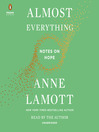 Cover image for Almost Everything