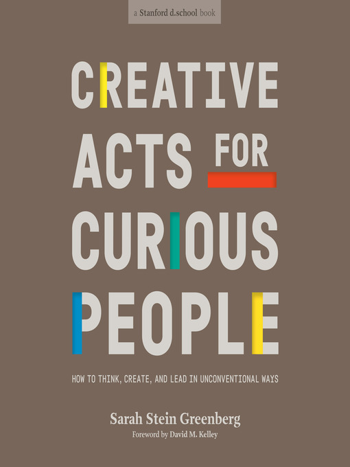 Creative Acts for Curious People
