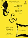 Cover image for Althea and Oliver