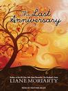 The last anniversary [Audio eBook]