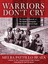 Cover image for Warriors Don't Cry