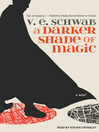 Cover image for A Darker Shade of Magic