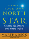 Finding your own north star [Audio eBook]