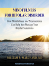 Mindfulness for Bipolar Disorder