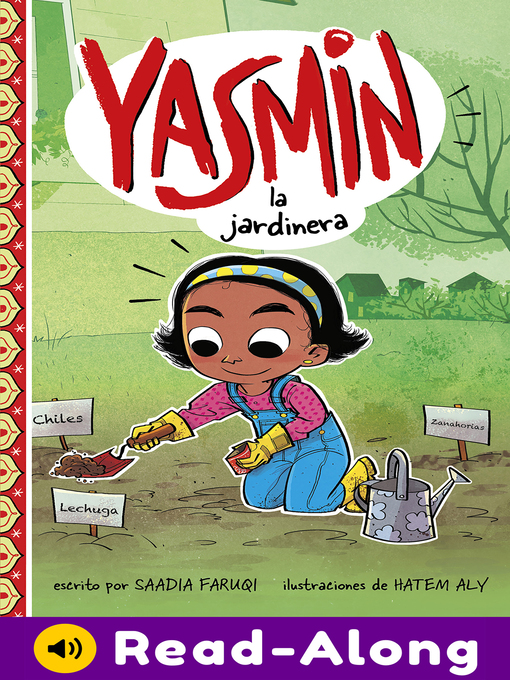 Yasmin la jardinera
